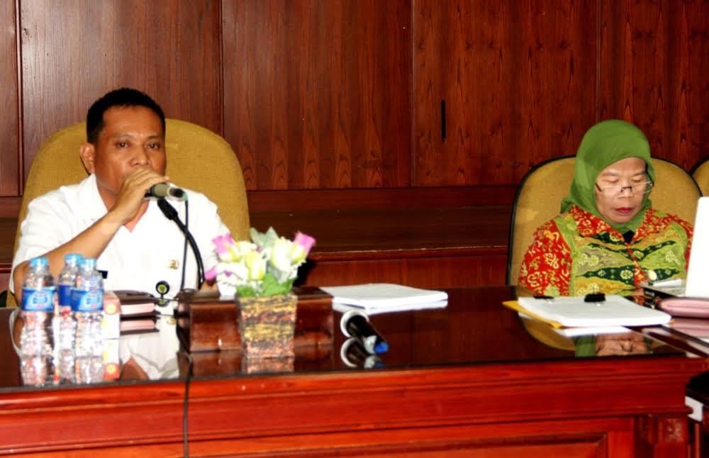 Kemen PAN Lakukan Sorvey Pelaksanaan Reformasi Birokrasi di PPU