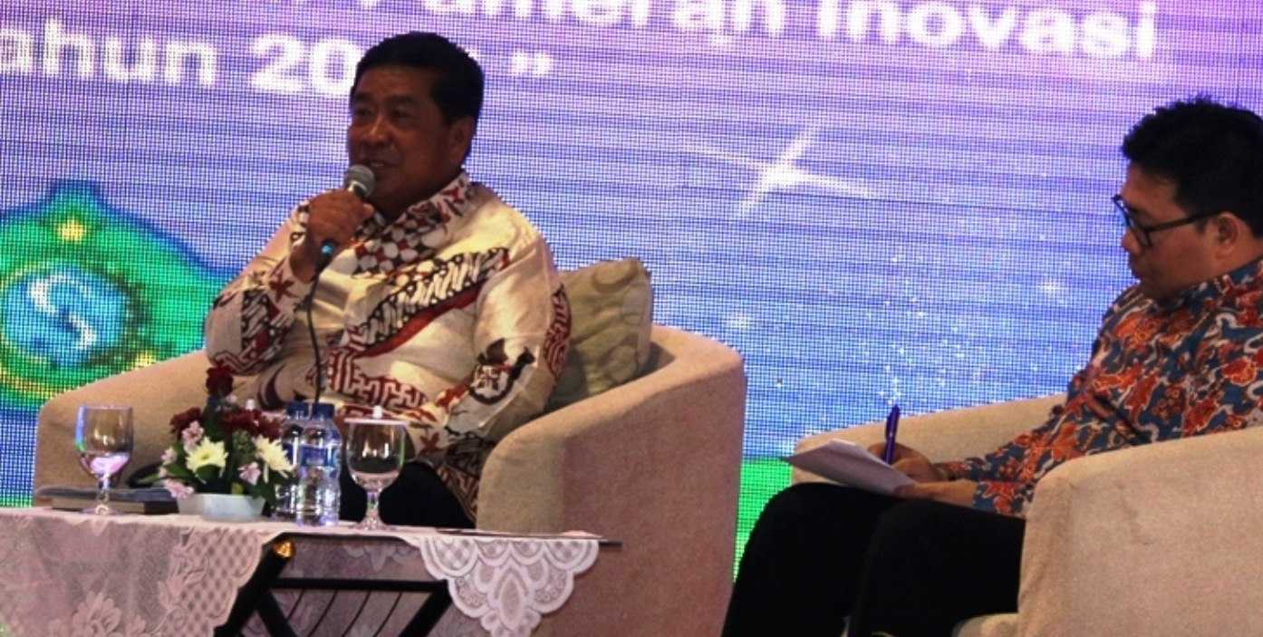 Yusran Gelar Talkshow, Bahas Program Pembangunan dan Pemberdayaan Masyarakat