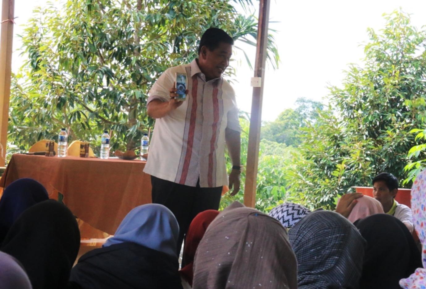 Yusran Aspar Perkenalkan Inovasi Baru Kepada Mahasiswa