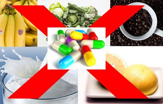 Setelah Minum Obat Baiknya Hindari Dahulu Makanan Ini