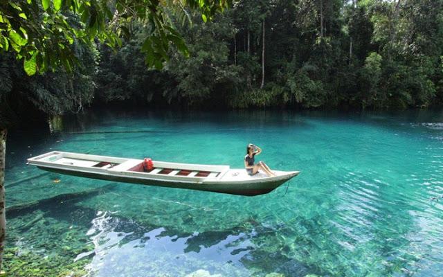 10 Tempat Wisata di Kalimantan Timur