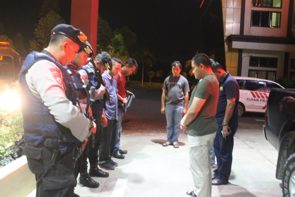 Pencurian Sarang Burung Walet, 2 Pelaku Tertangkap 6 Dalam Pengejaran
