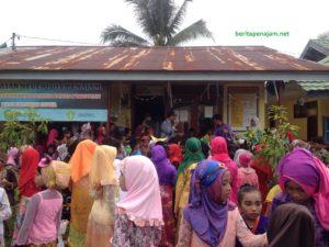 Memperingati Hari Kartini, SDN 014 Adakan Pawai