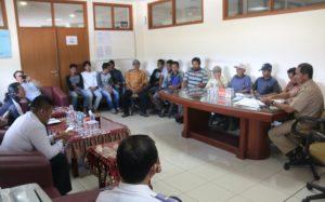 Nelayan Kena Dampak, Operasional PT. KMI Minta di Stop Sementara