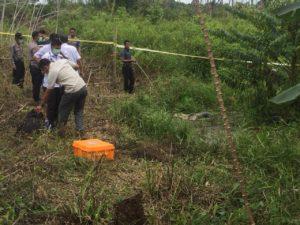 Penemuan Mayat, Kondisi Mulai Hancur