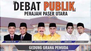 KPU Laksanakan Debat Publik, Jembatan Jadi Pembahasan