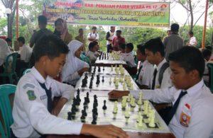 Hari Jadi Kabupaten, Percasi Gelar Turnamen Catur