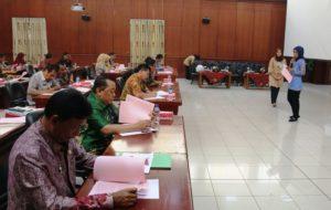 Assesment dilaksanakan Selama Dua Hari di Kantor Bupati PPU