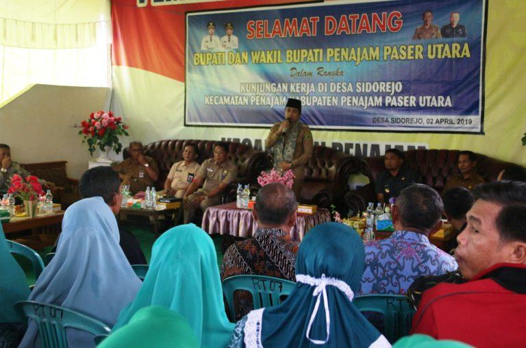 AGM-Hamdan Lakukan Kunjungan Kerja di Kelurahan dan Desa