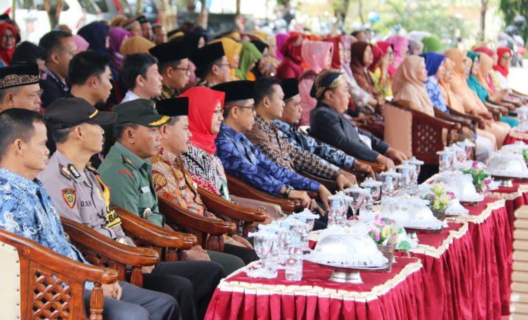 AGM Pimpin Upacara Hardiknas di Kabupaten PPU