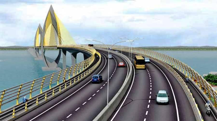 Ini Terbaru Info Jembatan PPU-Balikapan