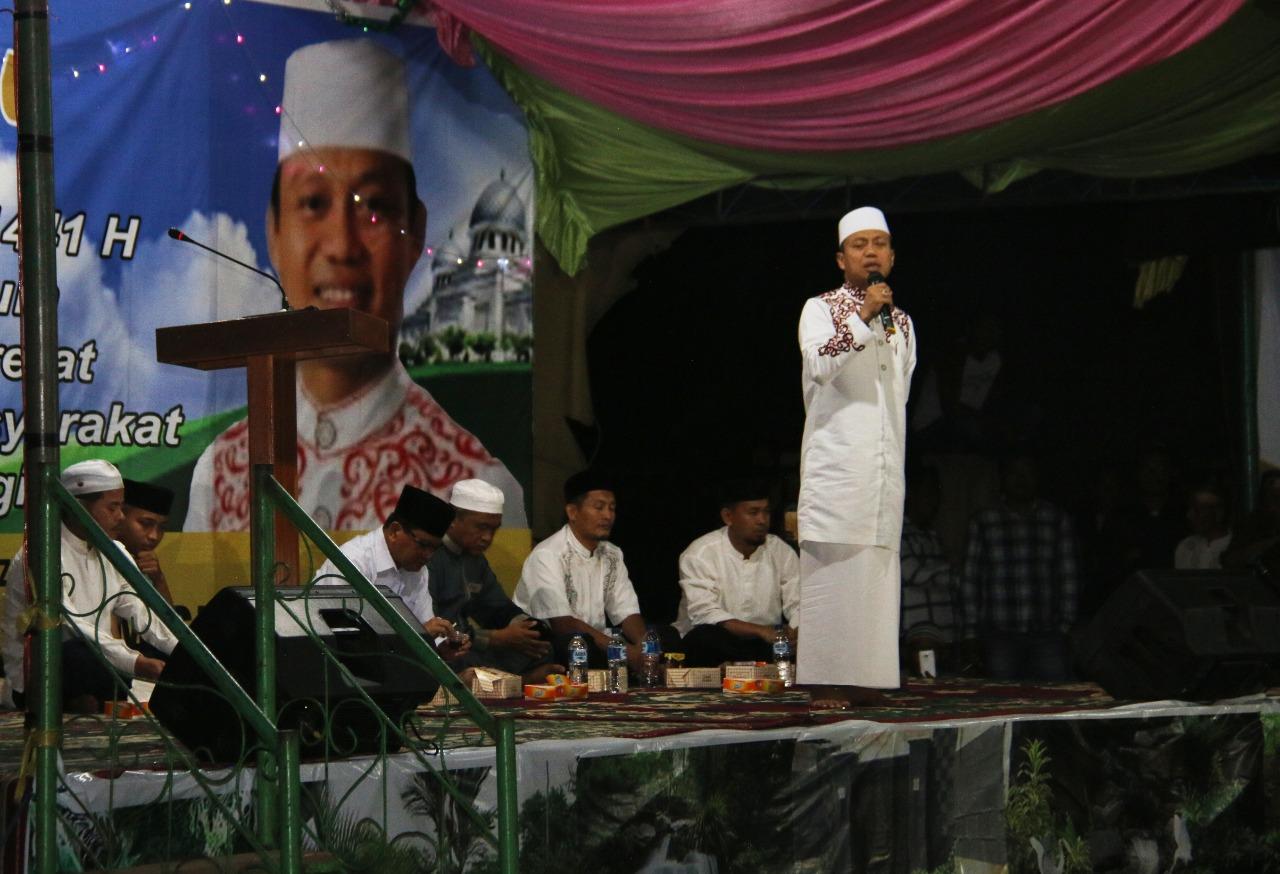 Ustadz Das'ad :  Percaya Bahwa Seseorang Memiliki Kembaran Buaya Bentuk Kemusrikan