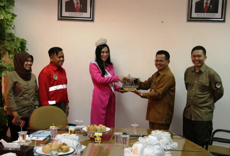 Miss Wolrd Glend Indonesia Kunjungi PPU