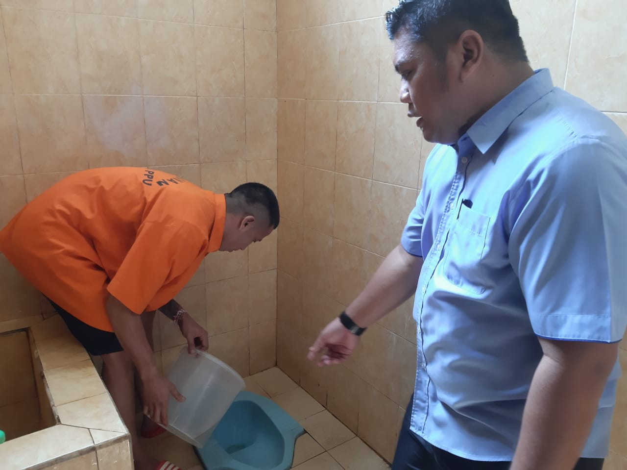 Satuan Reskoba Polres PPU Musnahkan 35 Poket Sabu