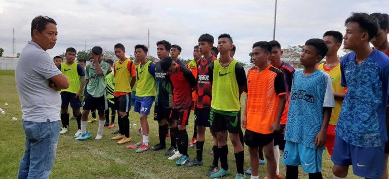 Askab PSSI PPU,Tuan Rumah Optimis Juara Piala Soeratin U-15 Zona Kaltim