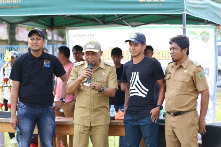 Tournament Abdul Rahman Cup 2020 Di Ikuti 13 SMA Sederajat, Hamdam Berharap Bermunculan Abdul Rahman Baru Di PPU.