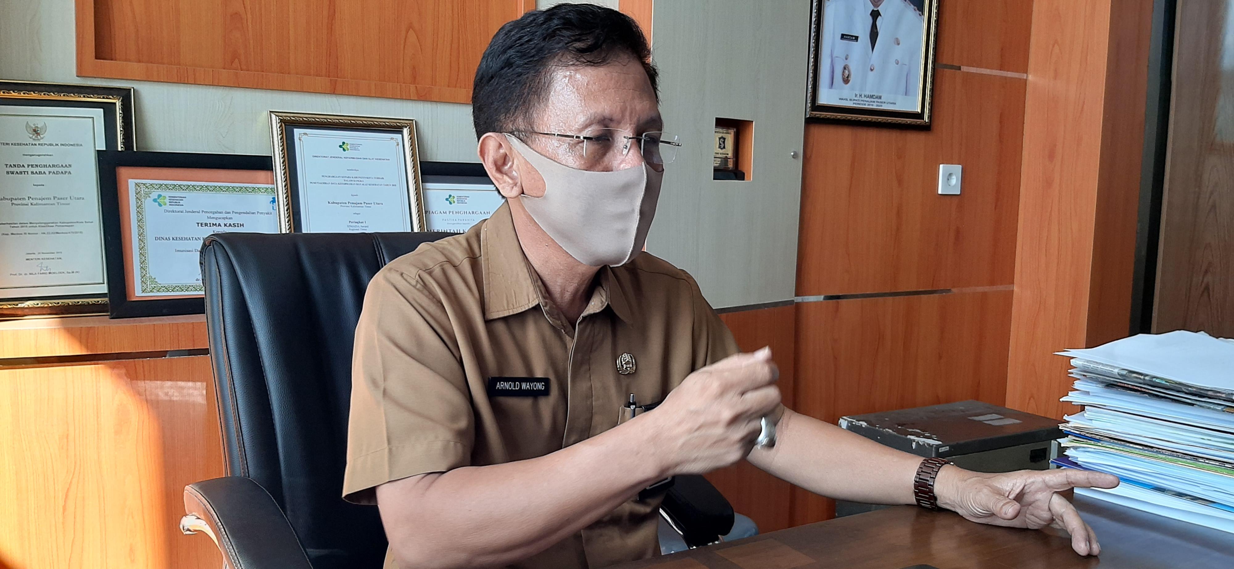 Siap Operasionalkan RS Pratama Sepaku, Pemerintah PPU Terkendala Wabah Pandemic CoViD-19