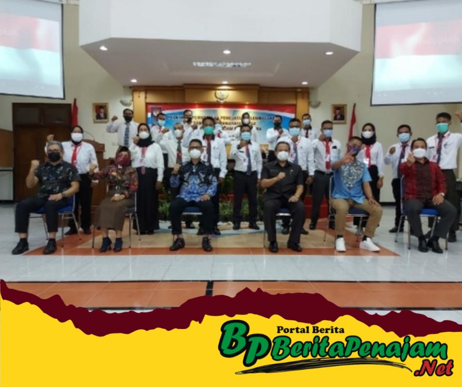 Anggota BPD PPU Ikuti Pembekalan Administrasi Desa di Yogyakarta